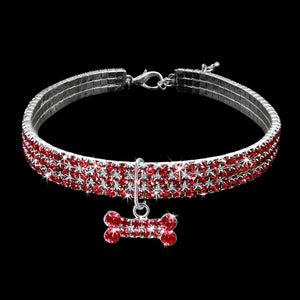 Puppy Bling - Pet Collars (S/M/L)