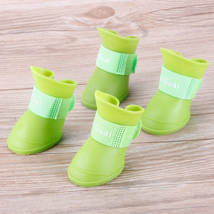 Pet Rain Shoes - (Waterproof)