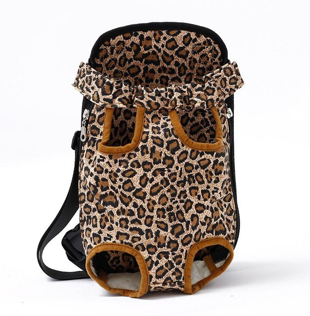Dog Backpack - Pet Carrier - Miss Molly & Co.