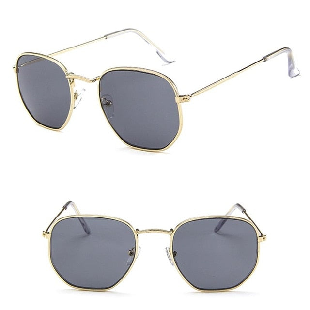 Nirvana Gold Sunglasses