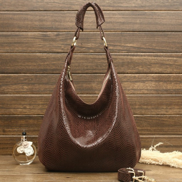Shine On! - Leather Handbag