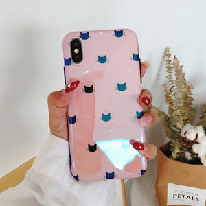 Meet Cat Lover - iPhone Cases
