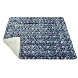 Fleece Pet Mat (S-XL), Pet Travel, Star Pets Product Workshop, Miss Molly & Co. - Miss Molly & Co.