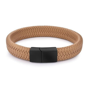 Bang Braid Bracelets - Men, Bracelet, Jiayiqi Official Store, Miss Molly & Co. - Miss Molly & Co.