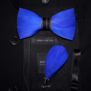 BILLY Feather Bows - Men's Bowties