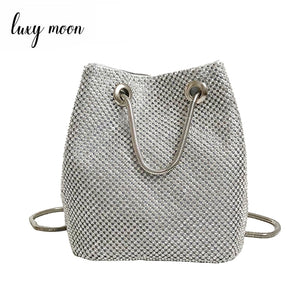 Luxy Moon - Glitter Pouch, Handbag, YIWU Global Trade, Miss Molly & Co. - Miss Molly & Co.