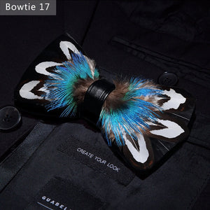 JIMMY Feather - Men's Bowties