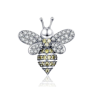 Bee Charmed - Bracelet Charms (925 Sterling Silver)