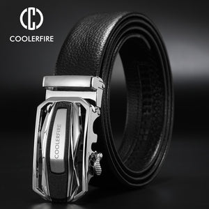 Simplicity & Smart - Men's Leather Belt