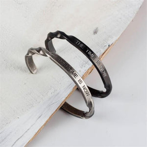 Gun Metal Retro - Bracelet - Men, , Miss Molly & Co., Miss Molly & Co. - Miss Molly & Co.