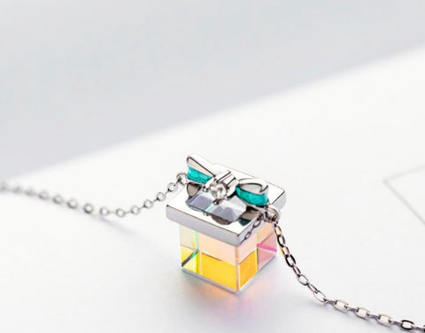 Color Prism Gift Necklace