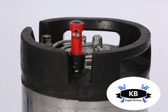 Reconditioned pin lock kegs