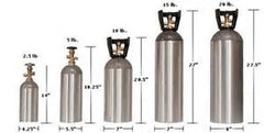 CO2 Tanks