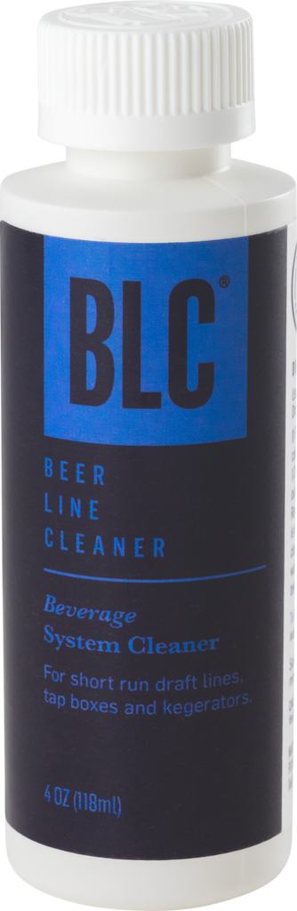 BLC Liquid Beer Line Cleaner 4oz