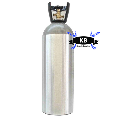Catalina Cylinders 10 lb Aluminum CO2 Tank