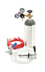 Four Tap Kegerator Conversion Kit for Sankey