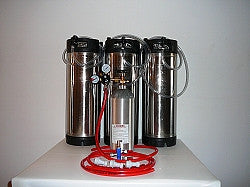 Three Tap Basic Pin Lock Home Brew System