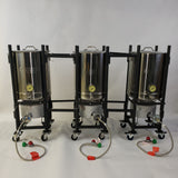 KB Modular Home Brewing System Single Module with Burner