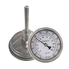 "4""  Stem Thermometer"