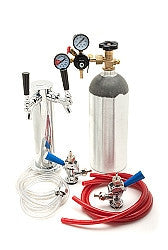 Two Faucet Tower Kit for Sankey Tap