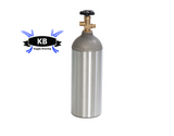 Catalina Cylinders 5 lb Aluminum Nitro (Beer Mix) Tank