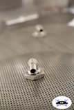 "9"" All Stainless Steel False Bottom With Hose"