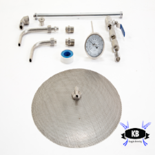 Keggle Conversion Mash Tun Kit (welded)