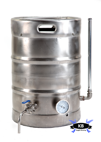 Home Brewing Keggle
