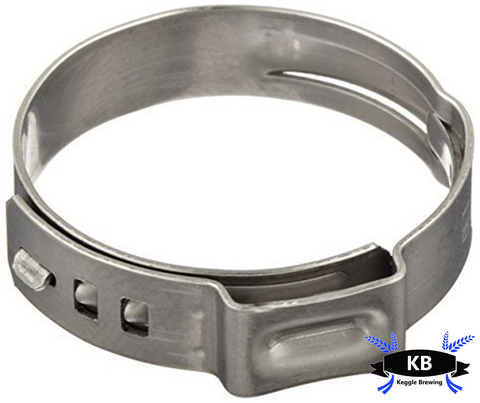 15.7 Oetiker Hose Clamp