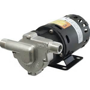 Chugger Pump Stainless Steel Inline