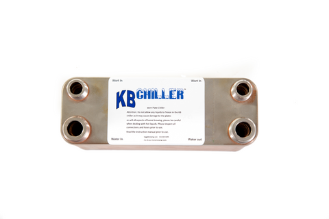 KB 40 Plate Deluxe Chiller