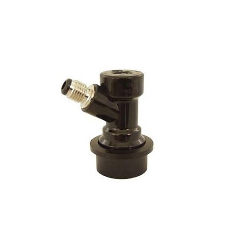 Ball Lock Liquid Disconnect 1/4 MFL Threaded End