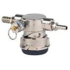 D System - Keg Coupler - Low Profile