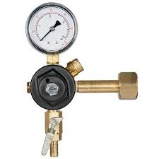 Taprite 1 Gauge Single Body CO2 Regulator