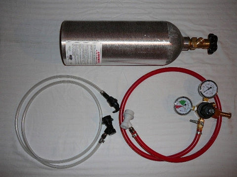 Basic Home Brew Picnic Tap Kit for One Ball Lock Keg