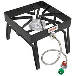 Bayou Classic Square Cast Burner Assembly