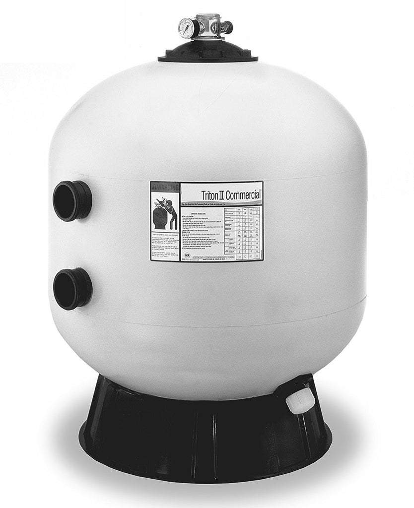 "30"" Commercial Filter TR-1OOC-3 Sand Filter w/3"" Flange"
