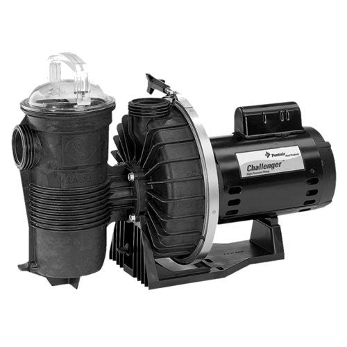 1 1/2 HP, 115/230V Challenger  Pump, High Head, High Pressure