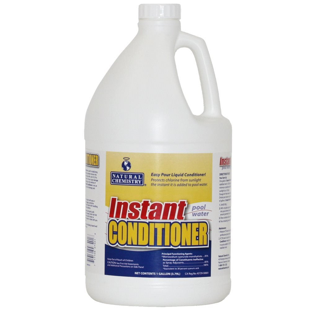 Instant Pool Water Conditioner 1 Gallon
