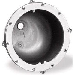 "Pentair Niche, Vinyl, FG Installation, X-Long Screws - 1"" Rear Hub (For Polymer/Steel Walls)"