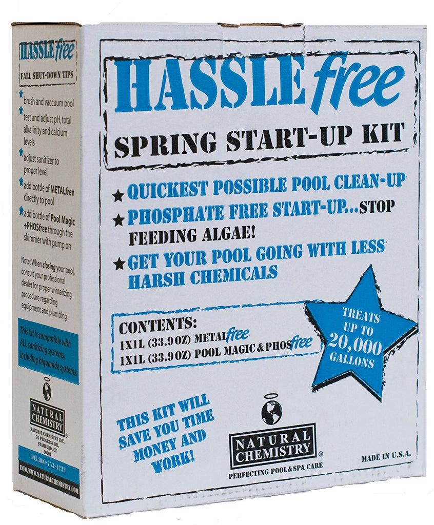 HASSLEfree  Pool Open/Close  Kit