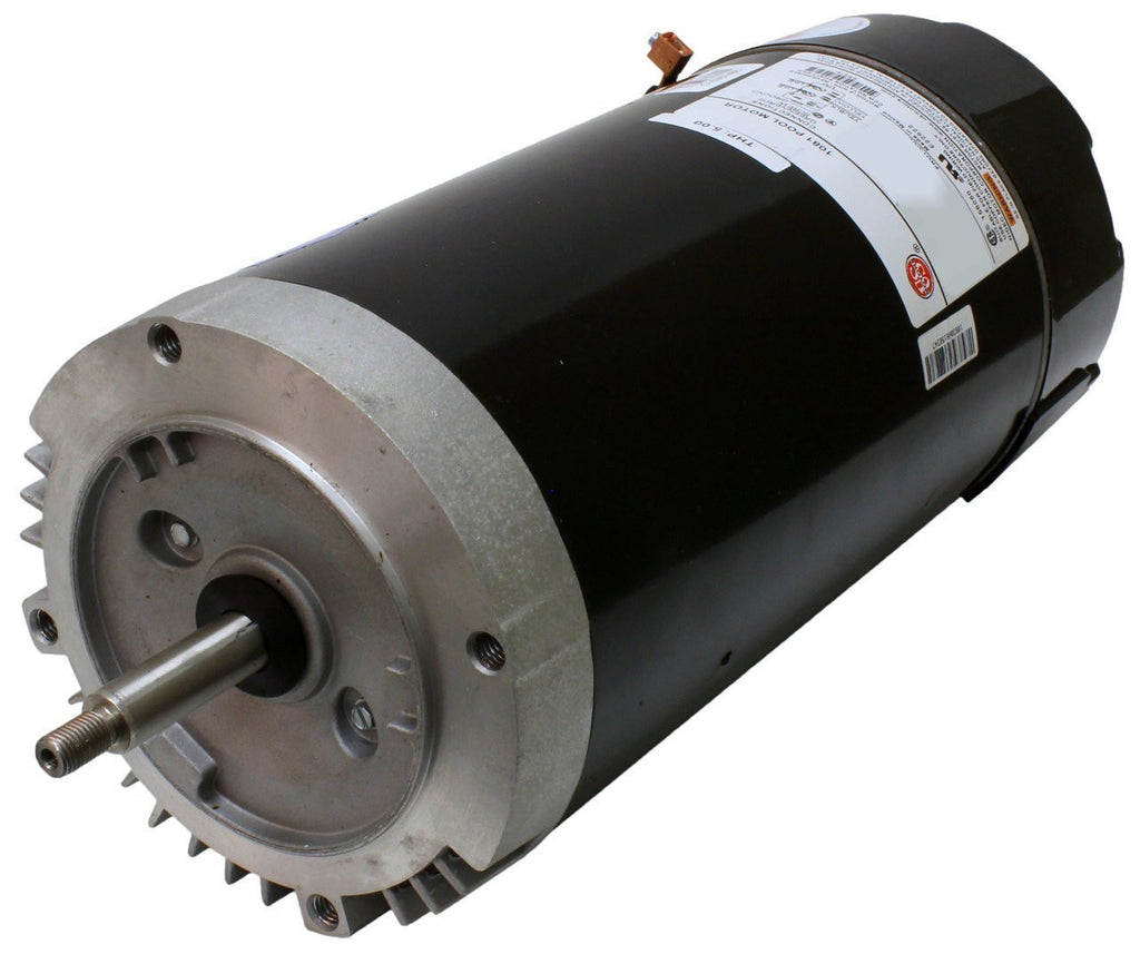 115/230V 3/4 HP Motor - Threaded  Polaris