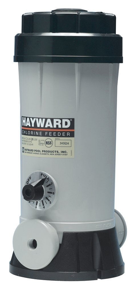 Hayward Off-Line Automatic Chlorine Feeder Above Ground