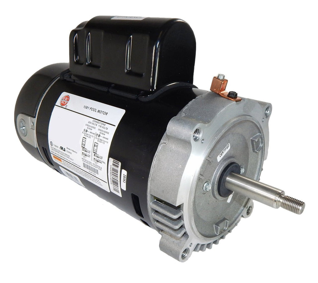 115/230V Motor for 2 HP Full-Rate Pump