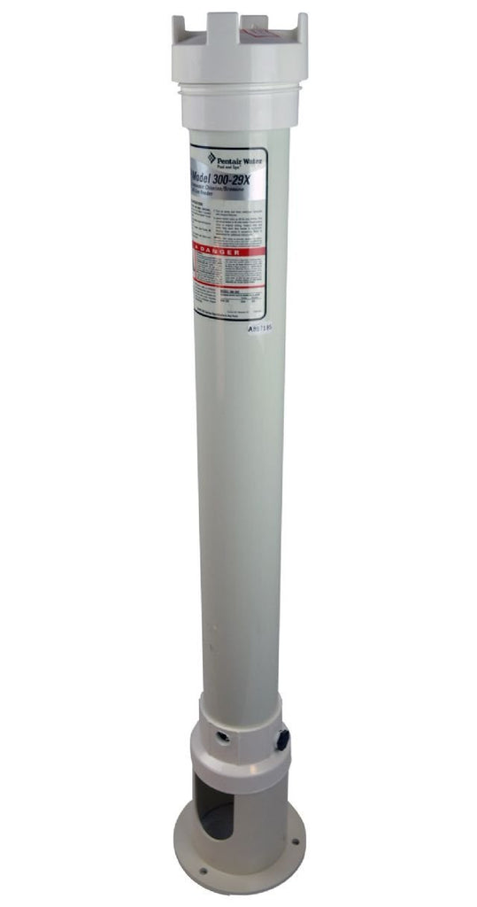 "29"" Commercial Free-Standing Chlorinator, RP-300-29X (NSF Approved When Used with  RP-CF)"