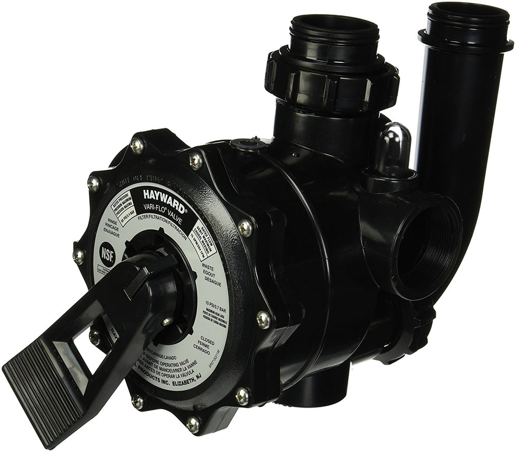 "2"" Side Mount Valve for Pro Series Filters"