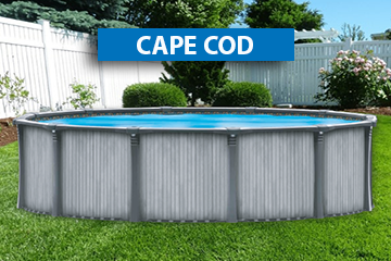 Cape Cod Above Ground Swimming Pool Kit