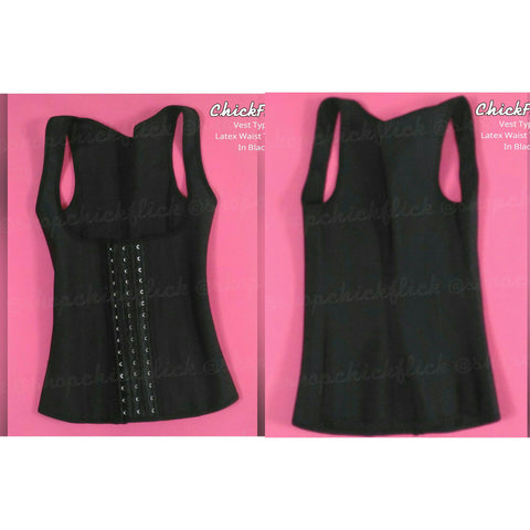 Vest-Type Latex (BLACK)