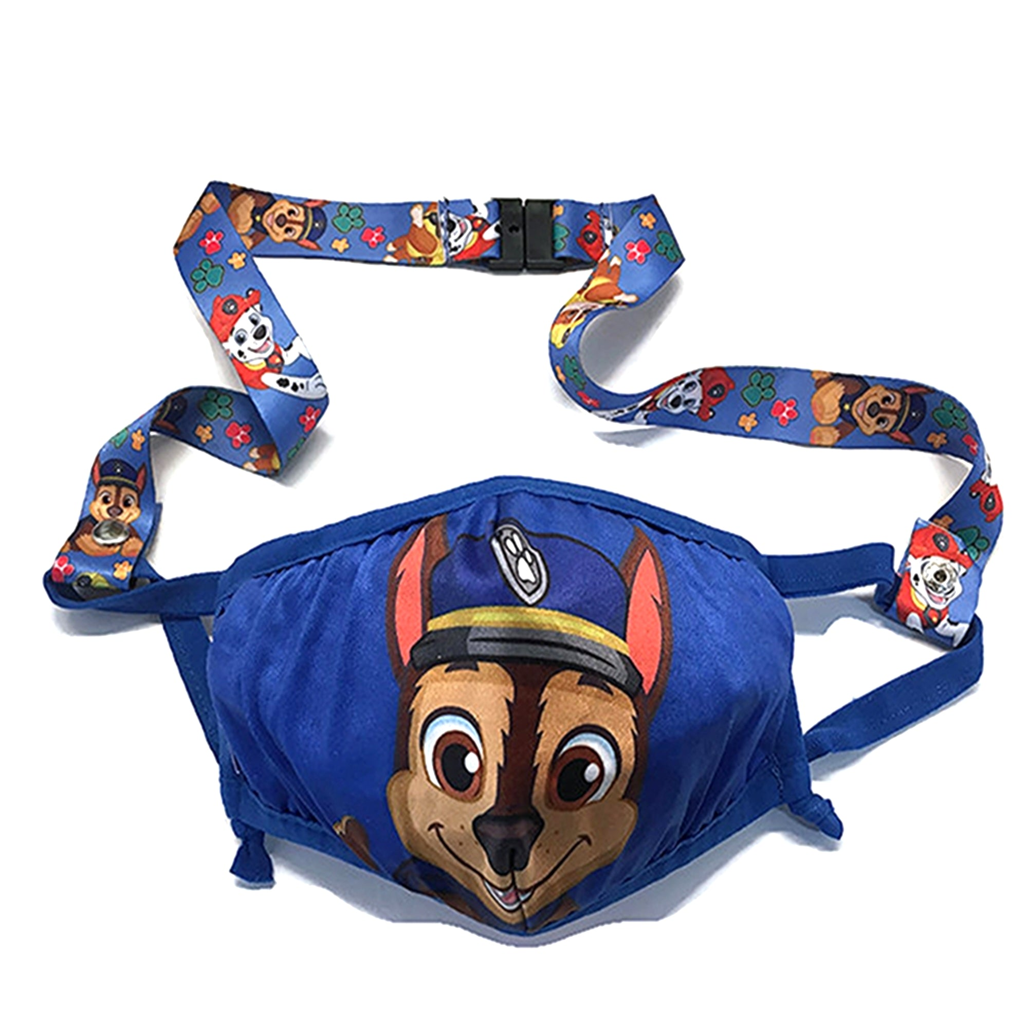 Paw Patrol 2 Layer Kid S Face Cover Mask With Strap Casa Manga