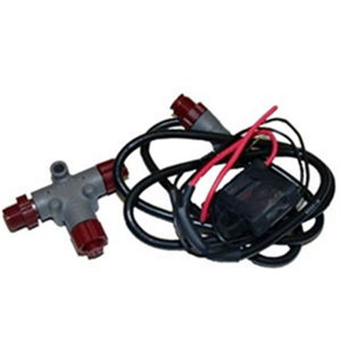 B&G-000-0119-75-N2K-PWR-RD - NMEA 2000® power cable. Includes power cable and 1 x T connector